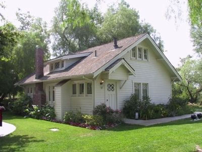 Richard Nixon Birthplace image. Click for full size.
