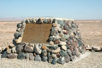 De Anza Overlook Marker image. Click for full size.