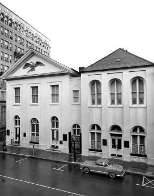 South Carolina National Bank<br>of Charleston (c. 1817)<br>16 Broad Street image. Click for full size.