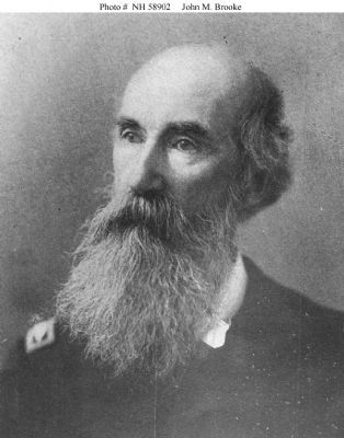John Mercer Brooke (1826–1906) image. Click for full size.