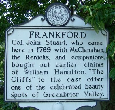 Frankford Marker image. Click for full size.