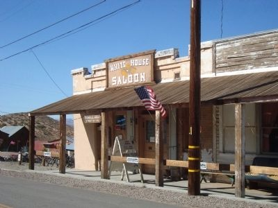 White House Saloon - Randsburg image. Click for full size.