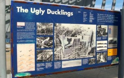 The Ugly Ducklings Marker image. Click for full size.