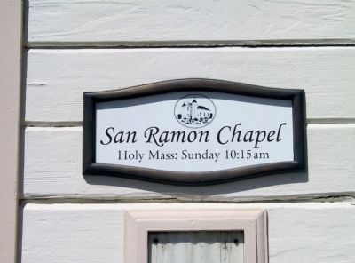 San Ramon Chapel image. Click for full size.