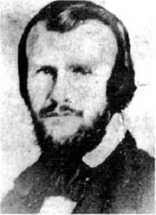 Horace Lawson Hunley<br>June 20, 1823 &#8211; October 15, 1863 image. Click for full size.