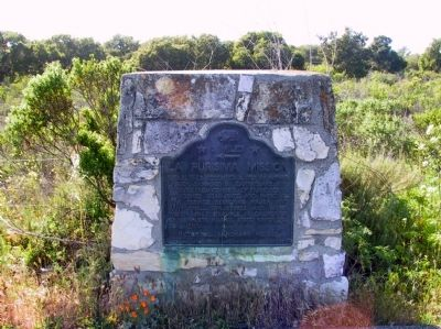 La Purisima Mission Marker image. Click for full size.