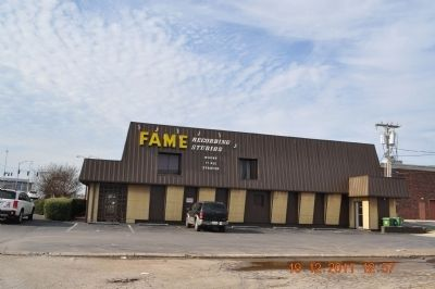Fame Studios Muscle Shoals Al image. Click for full size.