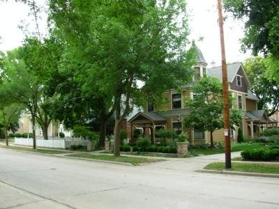 Church Street Historic District image. Click for full size.