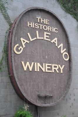 Galleano Winery image. Click for full size.