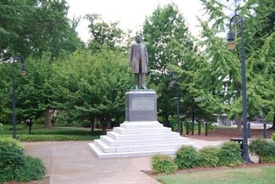 Benjamin Ryan Tillman Monument image. Click for full size.