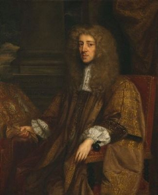 Anthony Ashley Cooper, 1st Earl of Shaftesbury<br>22 July 1621 &#8211; 21 January 1683 image. Click for full size.