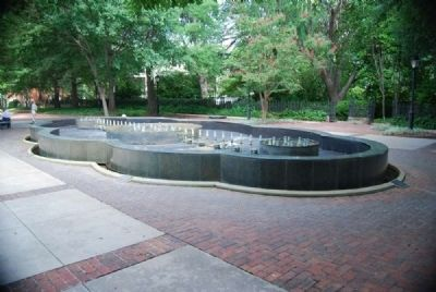 The Gonzales Fountain image. Click for full size.
