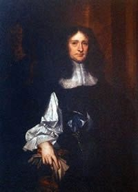 Sir George Carteret, 1st Baronet<br>c. 1610 &#8211; 18 January 1680 image. Click for full size.