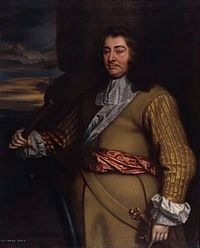 George Monck, 1st Duke of Albemarle<br>6 December 1608 &#8211; 3 January 1670 image. Click for full size.