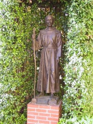Junipero Serra image. Click for full size.
