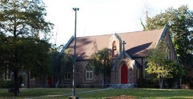 St. Alban's Episcopal Church image, Touch for more information