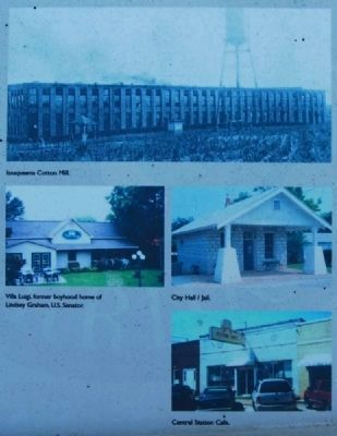 The Central History Museum Marker<br>Historic Sites Around Central image. Click for full size.