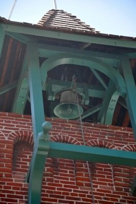 Plaza Fire House Bell image. Click for full size.