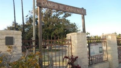 Campo de Cahuenga - Gateway of Lankersheim Blvd. image. Click for full size.