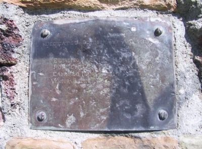 An additional Portolá Expedition Marker image. Click for full size.