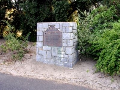 Camp Wright Marker image. Click for full size.
