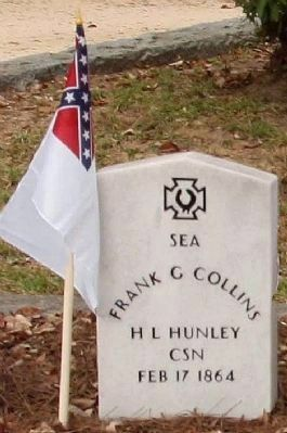 H. L. Hunley, a Crew 3 member image. Click for more information.