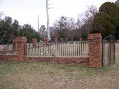 Geiger Avenue Cemetery image. Click for full size.