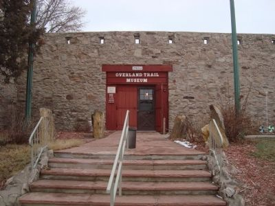 The Overland Trail Museum image. Click for full size.