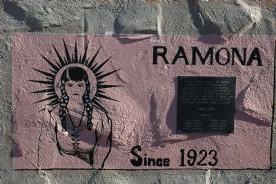 Ramona Since 1923 image. Click for full size.