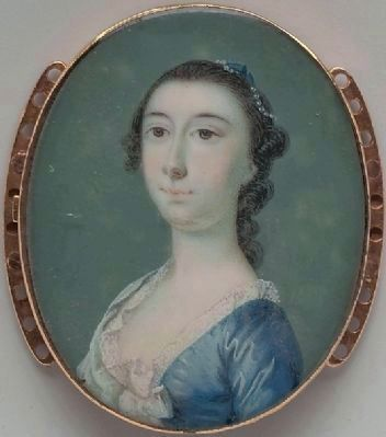 Mrs. Jacob Motte (Rebecca Brewton), as mentioned image. Click for full size.
