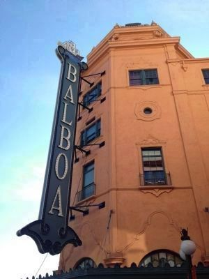 Balboa Theatre image. Click for full size.