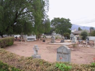 The Cemetery image. Click for full size.