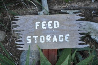 Feed Storage image. Click for full size.