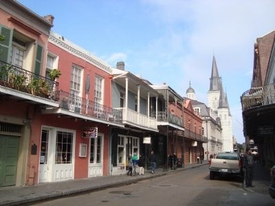 Chartres Street image. Click for full size.