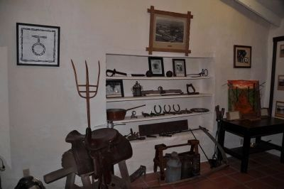Bunkhouse Museum image. Click for full size.