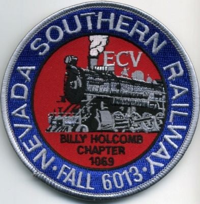 Nevada Southern Railway Fall 6013 image. Click for full size.