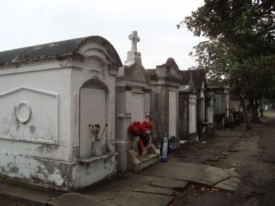 Lafayette Cemetery No. 1 image. Click for full size.