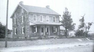 Culbertson House c. 1940 image. Click for full size.