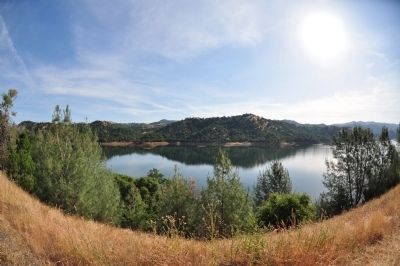 Don Pedro Lake image. Click for full size.