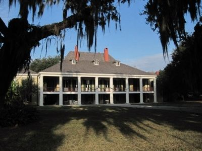 Destrehan Manor House image. Click for full size.