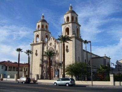 Saint Augustine Cathedral image. Click for full size.