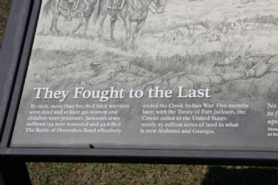 They Fought to the Last Marker (Bottom Left Text) image. Click for full size.