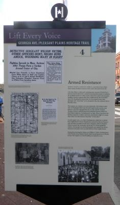 Armed Resistance Marker image. Click for full size.