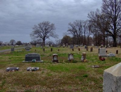 Mount Zion Cemetery image. Click for full size.