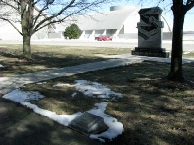 Strategic Air Command Memorial image. Click for full size.