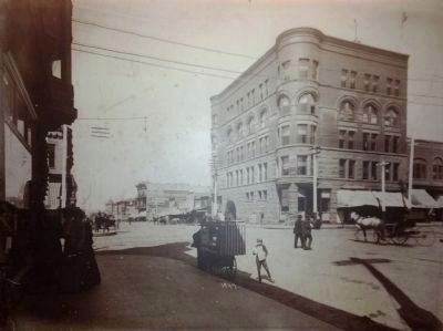 Vintage Photo of the Keating Building image. Click for full size.