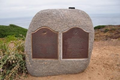 Point Loma Markers image. Click for full size.