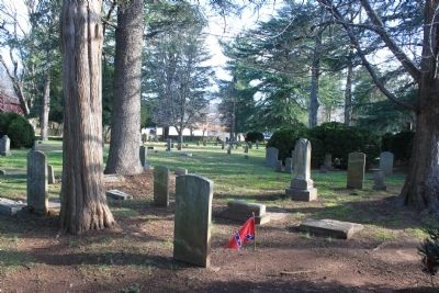 Old Fourth Creek Burying Ground image. Click for full size.