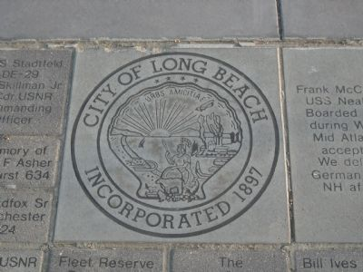 Long Beach City Seal image. Click for full size.