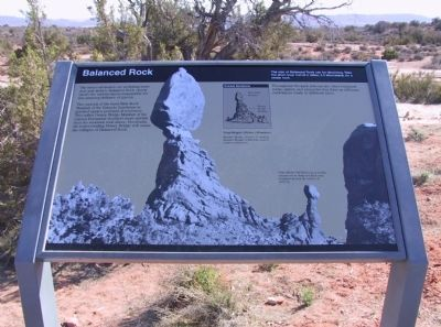 Balanced Rock Marker image. Click for full size.